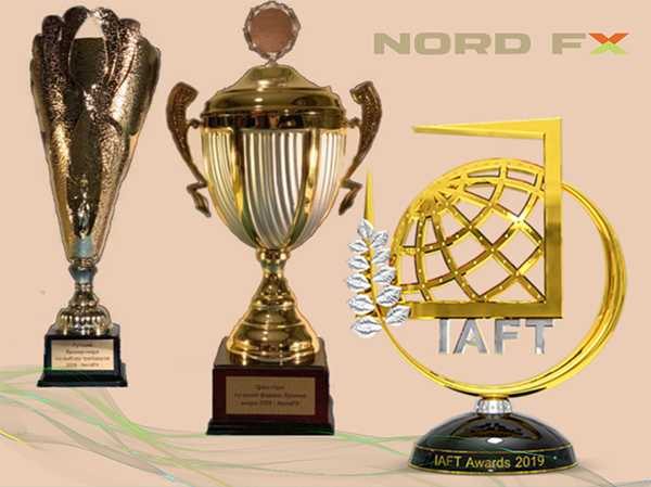 NordFX Professional Prizes and Awards Reach 501